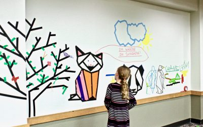 Kids Need Vertical Surface Play
